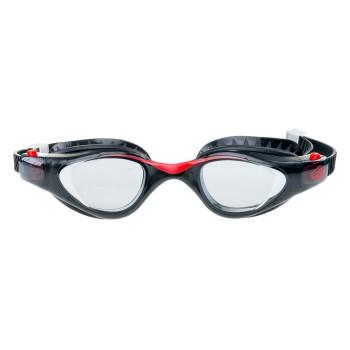 Фото Очки BUZZARD (BUZZARD-BLACK/RED/SMOKY), Цвет - черный, красный, Очки