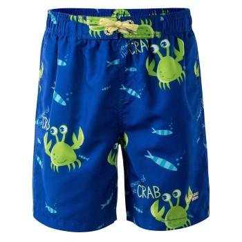 Фото Шорты CRAB KIDS SHORTS (CRAB KIDS SHORTS-DAZ BLU CRAB), Цвет - синий, принт, Шорты для плавания