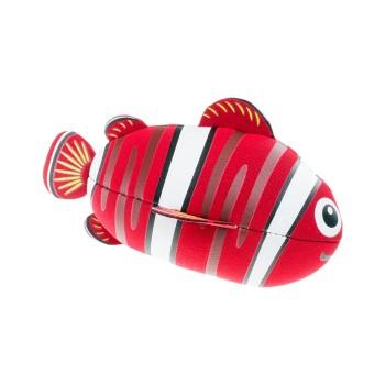 Фото Мяч FISHBALL (FISHBALL-RED FISH), Цвет - красный, Пляжные мячи