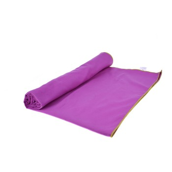 Фото Полотенце MENOMI (MENOMI-PURPLE/LIME), Цвет - пурпурный, лайм, Полотенца