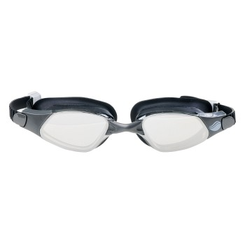 Фото Очки PETREL MC (PETREL-BLACK/BLACK/MIRROR), Цвет - черный, серебряный, Очки