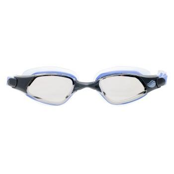 Фото Очки PETREL MC (PETREL-BLUE/BLACK/MIRROR), Цвет - синий, черный, серебряный, Очки