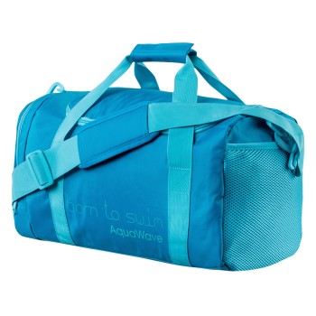 Фото Сумка RAMUS 30L (RAMUS 30L-METHYL BLUE/CAPRI), Цвет - голубой, бирюзовый, Сумки через плечо