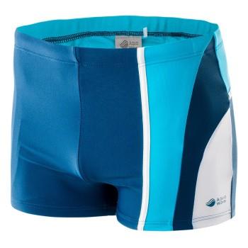 Фото Плавки RESQUE (RESQUE-PSDN/SC BLU/WHT), Цвет - бирюзовый, синий, белый, Плавки и купальники