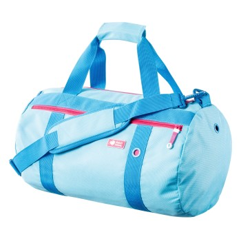 Фото Сумка STROKE 25L (STROKE 25L-CAPRI/BLUE/RED), Цвет - бирюзовый, синий, красный, Сумки через плечо