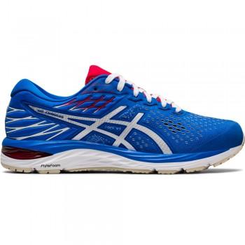 Фото Кроссовки GEL-CUMULUS 21 (1011A787-400), Цвет - синий, Кроссовки для бега
