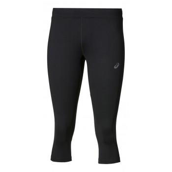 Фото Тайтсы 7/8 Knee Tight (134113-0904), Цвет - черный, Спортивные штаны весна-лето