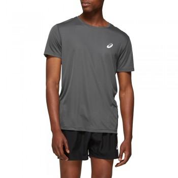 Фото Футболка спортивная SILVER SS TOP (2011A006-022), Цвет - темно-серый, Спортивные футболки