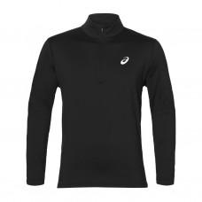 Спортивная футболка с длинным рукавом SILVER LS 1/2 ZIP WINTER TOP