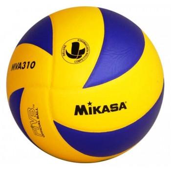 Фото Мяч волейбольный Mikasa MVA 310 (MVA310 MIKASA), Волейбольные мячи