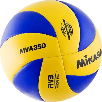 Фото Мяч волейбольный Mikasa MVA350 (MVA350), Мячи
