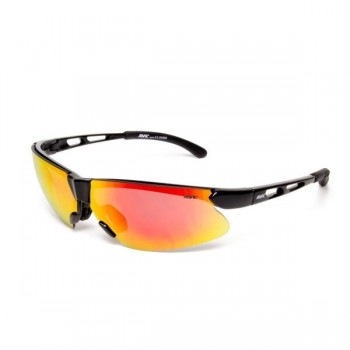 Фото Солнцезащитные очки AVK-Altair-01 (AVK Altair 01), Цвет - черный, Очки