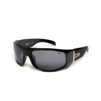 Фото Солнцезащитные очки AVK Altezza 01 (AVK Altezza 01), Цвет - серый, черный, Очки