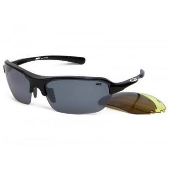 Фото Спортивные очки AVK Felice (AVK Felice), Цвет - черный, Очки