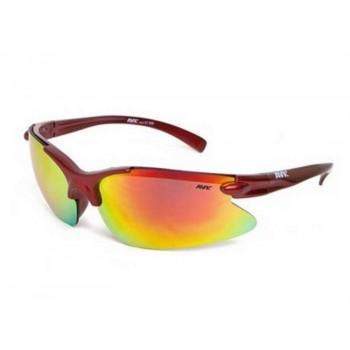 Фото Спортивные очки AVK Incendi (AVK Incendi), Цвет - красный, Очки