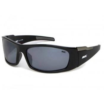 Фото Спортивные очки AVK Modesto (AVK Modesto), Цвет - черный, серый, Очки