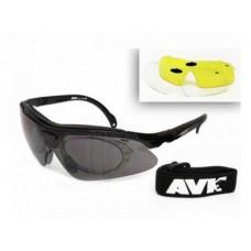 Спортивные очки AVK Veloce Black