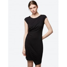 Платье ASYMMETRIC JERSEY DRESS