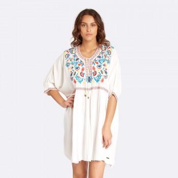 Фото Платье MYSTIC DRESS (C3DR09-491), Цвет - белый, Платья