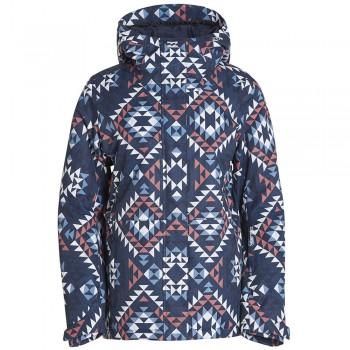 Фото Куртка горнолыжная Akira (F6JF02-107), Цвет - голубой, Горнолыжные и сноубордные
