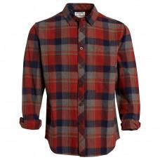 Рубашка с длинным рукавом COASTLINE FLANNEL