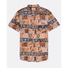 Рубашка SUNDAYS FLORAL SS