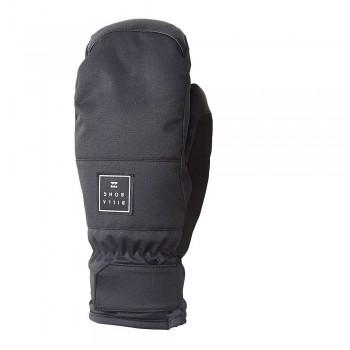Фото Горнолыжные перчатки LARK MITTS (Q6GL03-19), Цвет - черный, Горнолыжные перчатки