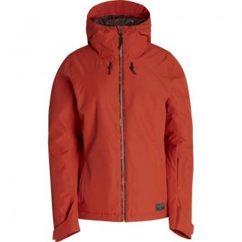 Фото Куртка с/б TERRA (Z6JF01-1332), Цвет - красный, Горнолыжные