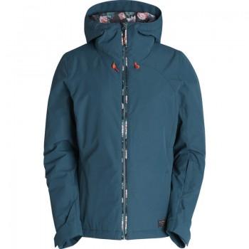 Фото Куртка с/б TERRA (Z6JF01-3459), Цвет - бирюзовый, Горнолыжные