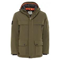 Куртка утепленная оливковая 420114-6U93-93
