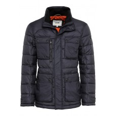 Куртка утепленная темно-синяя 420220-6E43-42