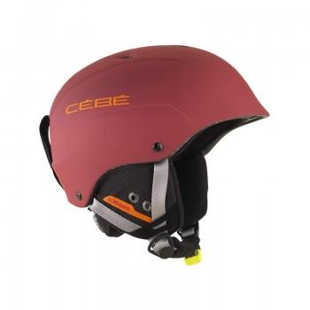 Фото Шлем Cebe (CONTEST MATTE-Red/Orange), Цвет - красный, оранжевый, Горнолыжные шлемы