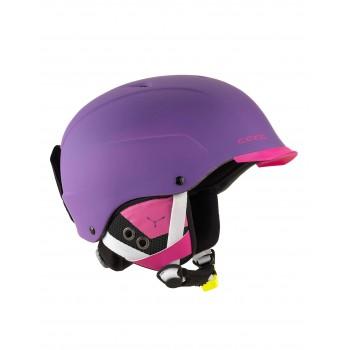 Фото Шлем Cebe (CONTEST VISOR-MatteViolet), Цвет - фиолетовый, Горнолыжные шлемы