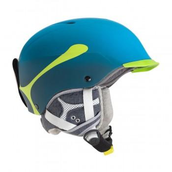 Фото Шлем Cebe (CONTEST VISOR PRO-Cyan), Цвет - голубой, Горнолыжные шлемы