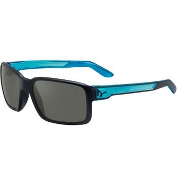 Фото Очки DUDE (DUDE-MATT BLACK CRISTAL BLUE), Цвет - голубой, черный, Очки