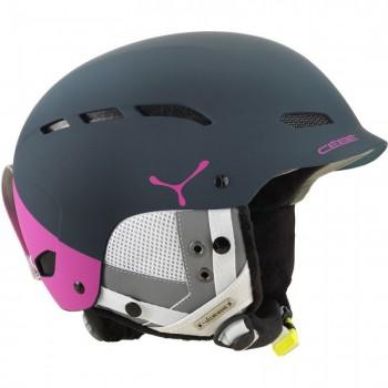 Фото Шлем DUSK-BluePink (DUSK-BluePink), Цвет - голубой, розовый, Горнолыжные шлемы