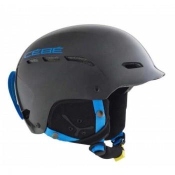 Фото Шлем Cebe (DUSK RTL-ShineGunMetal/Blue), Цвет - серый, синий, Горнолыжные шлемы