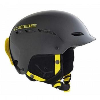 Фото Шлем Cebe (DUSK RTL-ShineGunMetal/Yellow), Цвет - серый, желтый, Горнолыжные шлемы