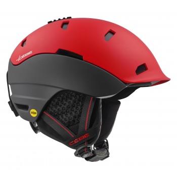 Фото Шлем Heritage (HERITAGE-RedBlack), Цвет - красный, черный, Шлемы