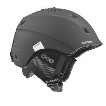 Фото Горнолыжный шлем Ivory (IVORY-BlackWhite), Цвет - черный, Шлемы