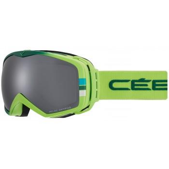 Фото Маска PEAK-GreenLime (PEAK-GreenLime), Цвет - зеленый, Очки и маски