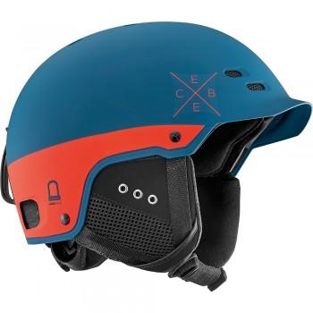 Фото Шлем PRIDE-PetrolOrange (PRIDE-PetrolOrange), Цвет - оранжевый, Горнолыжные шлемы