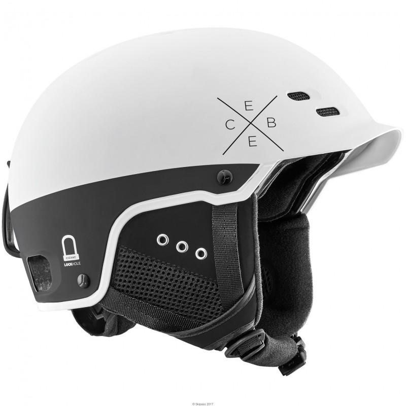 Купить Шлемы, Шлем pride (PRIDE-WhiteBlack), Cebe, Белый, Черный, Осень-Зима 2018-2019