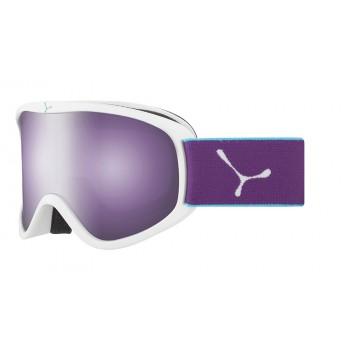 Фото Маска Cebe (STRIKER-M-White/Violet), Цвет - белый, фиолетовый, Очки и маски