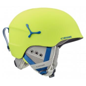 Фото Горнолыжный шлем Suspense Deluxe (SUSPENSE DELUXE-LimeBlue), Цвет - желтый, синий, Шлемы
