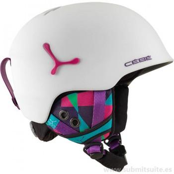 Фото Шлем Cebe (SUSPENSE DELUXE-MatteWhite), Цвет - белый, Горнолыжные шлемы