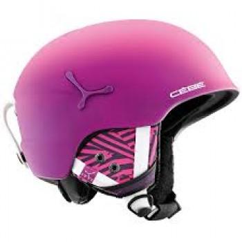 Фото Горнолыжный шлем Suspense Deluxe (Suspense DX-Pink Zebra), Цвет - розовый, Шлемы