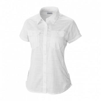 Фото Тенниска Camp Henry Short Sleeve Shirt (1450311-101), Цвет - белый, Короткий рукав