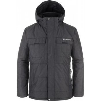 Фото Куртка утепленная Mount Tabor Jacket (1463431-010), Цвет - черный, Городские