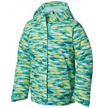 Фото Куртка горнолыжная Horizon Ride Jacket (1557141-320), Цвет - зеленый, Горнолыжные и сноубордные